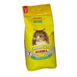 Сибирская Кошка Ультра 7л комкующийся