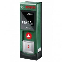 Лазерная рулетка PLR 15 (металическая коробка) 0603672021