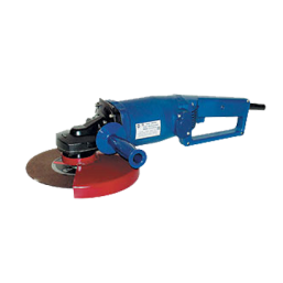 МШУ-1,8-230 «Лепсе» углошлиф. машина, 1800Вт., 6600 об/мин., диск Ø230.