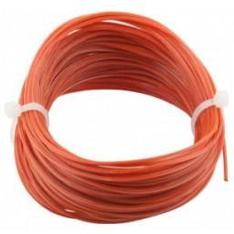"""Леска ЗУБР для триммеров, """"круг"""", диаметр 1,3мм, длина 15м"""