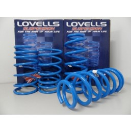 LOVELLS Пружины задние RRR-4