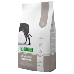 Natures Protection Maxi Adult 12kg dog food