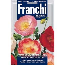 Мaк декоративный Shirley, смесь (2 гр) DBF 341/1   Franchi Sementi
