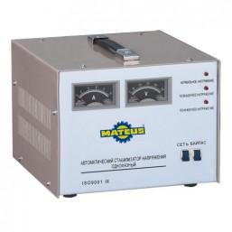 Однофазный стабилизатор напряжения Mateus SVC-5000VA