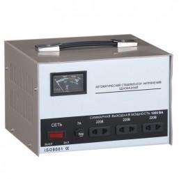 Однофазный стабилизатор напряжения Mateus SVC-1500VA