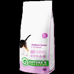 Natures Protection Medium Junior 7.5kg dog food