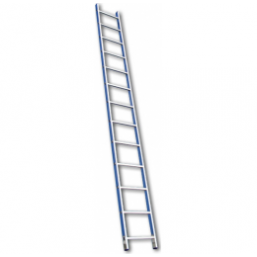 30216004 Ал. лестница 1х16 Н=4,5/5,6м   (5116) Алюмет