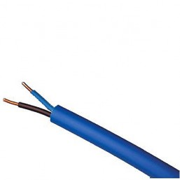 2x2,5 мм 2 Декодерный кабель с двойной изоляцией PE-PE(синий), 500 м Rain Bird BLUE SYS CABLE