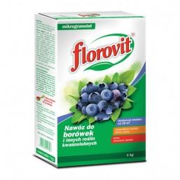 Удобрение гранул для голубики 1кг.+  ФЛОРОВИТ