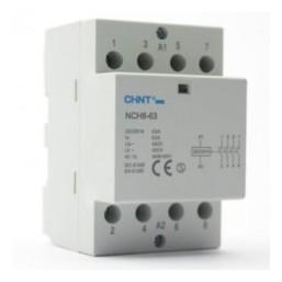 Малогабаритный модульный контактор NCH8-25/22 2 P Chint