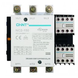 Контактор NC2-150 Chint