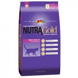 Сухой корм для взрослых привередливых кошек Nutra Gold Holistic Formula Finicky Adult Cat 3 кг