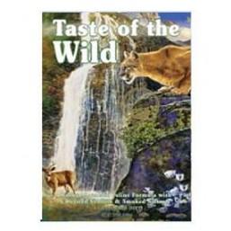 Taste of the Wild  Rocky Mtn Feline Для кошек с запеченной олениной и копченым лососем 6,8 кг