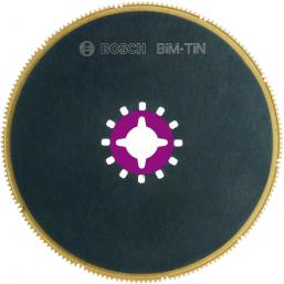BIM-TIN СЕГМЕНТИРОВАННЫЙ КРУГЛЫЙ ПИЛЬНЫЙ ДИСК MULTI 2608661760 Bosch