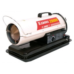 Нагреватель на жидком топливе P-2000E-T (16,5 кВт)