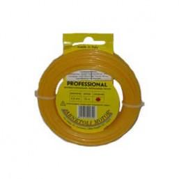 Леска для триммера d 1.33 мм, 15м, круглая NPM13015