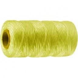 Шпагат ЗУБР многоцелевой полипропиленовый, желтый, 1200текс, 110м