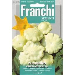 Патиссоны Custard White (5 гр) DBO 146/49   Franchi Sementi