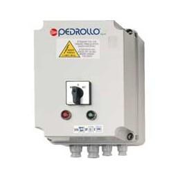 Пульт управления для скважинных насосов Pedrollo QSM 050