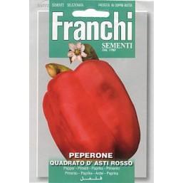 Перец сладкий Quadrato D'Asti Rosso (1,5 гр) VXO 97/2   Franchi Sementi