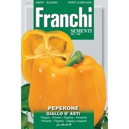 Перец сладкий Giallo D'Asti (1,5 гр) VXO 97/1   Franchi Sementi