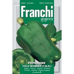 Перец зеленый, сладкий Yolo Wonder (1,75 гр) VXO 97/59   Franchi Sementi