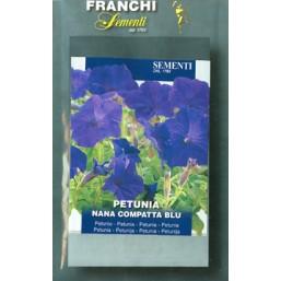 Петуния компактная синяя (0,5 гр)  DBF 342/6   Franchi Sementi