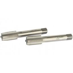 """Метчики ЗУБР """"ЭКСПЕРТ"""" машинно-ручные, комплектные для нарезания метрической резьбы в сквозных отверстиях 10-1.5-H2"""