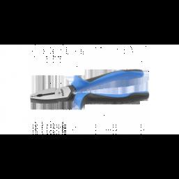 "Бокорезы ЗУБР ""ЭКСПЕРТ"", хромоникелевая сталь, двухкомпонентная рукоятка, 115мм"