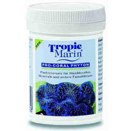 Фитопланктон для  мягких кораллов, моллюсков и др. Tropic Marin PRO-CORAL PHYTON, 100мл, для рыб