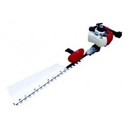 Шпалерные ножницы с одним зубчатым лезвием (бензо) 620 мм, двухтактный двигатель, объем бака 0,75 л,