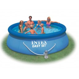 Бассейн Easy Set Pool 366*91 см с фильтром, Intex 56932