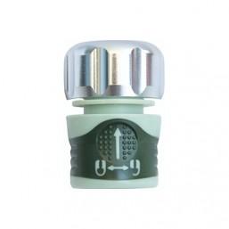 Коннектор 1/2 Soft touch /металлический колпачок 5003 Worth