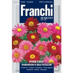 Пиретрум розовый Robinson's, смесь (0,5 гр) DBF 342/60   Franchi Sementi