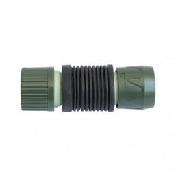 Коннектор 1/2 Soft touch с функцией stop , металлический колпачок 5004 Worth