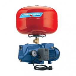 Гидрофор со сферической емкостью технополимер раб. колесо Pedrollo JSWm/1AX - 24SF