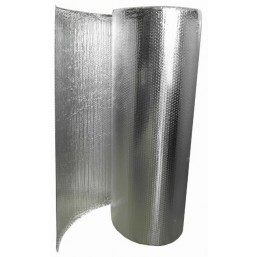 Пленка пузырчатая фольгированная LDHI03   260гр/м2, 1,2х30м