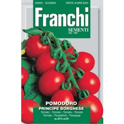 Помидор Principe Borghese (1,5 гр) DBO 106/50   Franchi Sementi