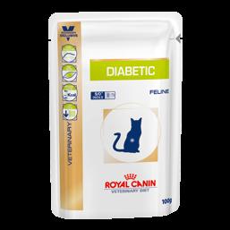 Влажный корм Royal Canin   DIABETIC 12*100 g