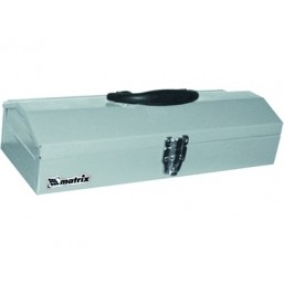 Ящик для инструмента, 410 х 154 х 95 мм, металлический MATRIX 906035