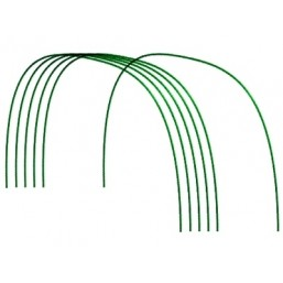 Парниковые Дуги в ПВХ 0,85*0,9м 6 шт. диаметр провол. 5мм  64408