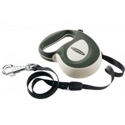 Поводок - рулетка FLIPPY CONTROLLER TAPE L зеленый 6м