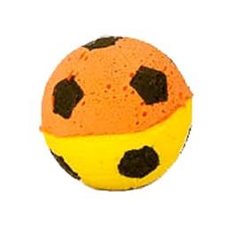 02Т Мяч футбольный двухцветный