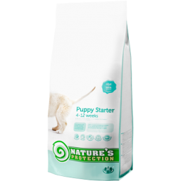 Natures Protection Starter 2kg dog food