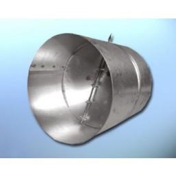 Обратный клапан металлический Dospel PZN 150