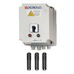 Пульт управления для скважинных насосов Pedrollo QSM 100
