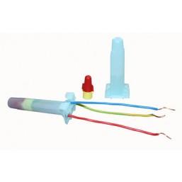 """Коннектор для 3-х проводов до 4мм2 """"Large"""", с изоляционной пастой Rain Bird DBRY-6"""