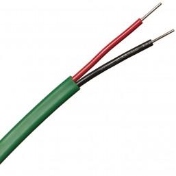 2x2,5 мм 2 Декодерный кабель с двойной изоляцией PVC-PE(зеленый), 500 м Rain Bird SYSTEM CABLE