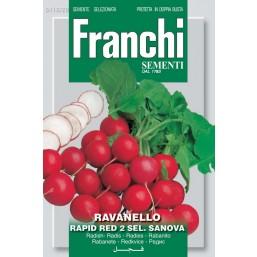 Редиска Rapid Red 2 (12 гр) DBO 112/29   Franchi Sementi