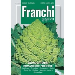Капуста цветная Romanesco Precoce (0,2 гр) 30/51 Franchi Sementi
